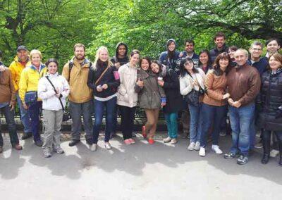 Group in Edinburgh