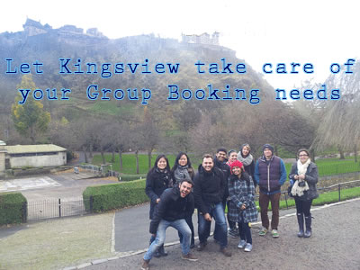 Edinburgh Group Travel